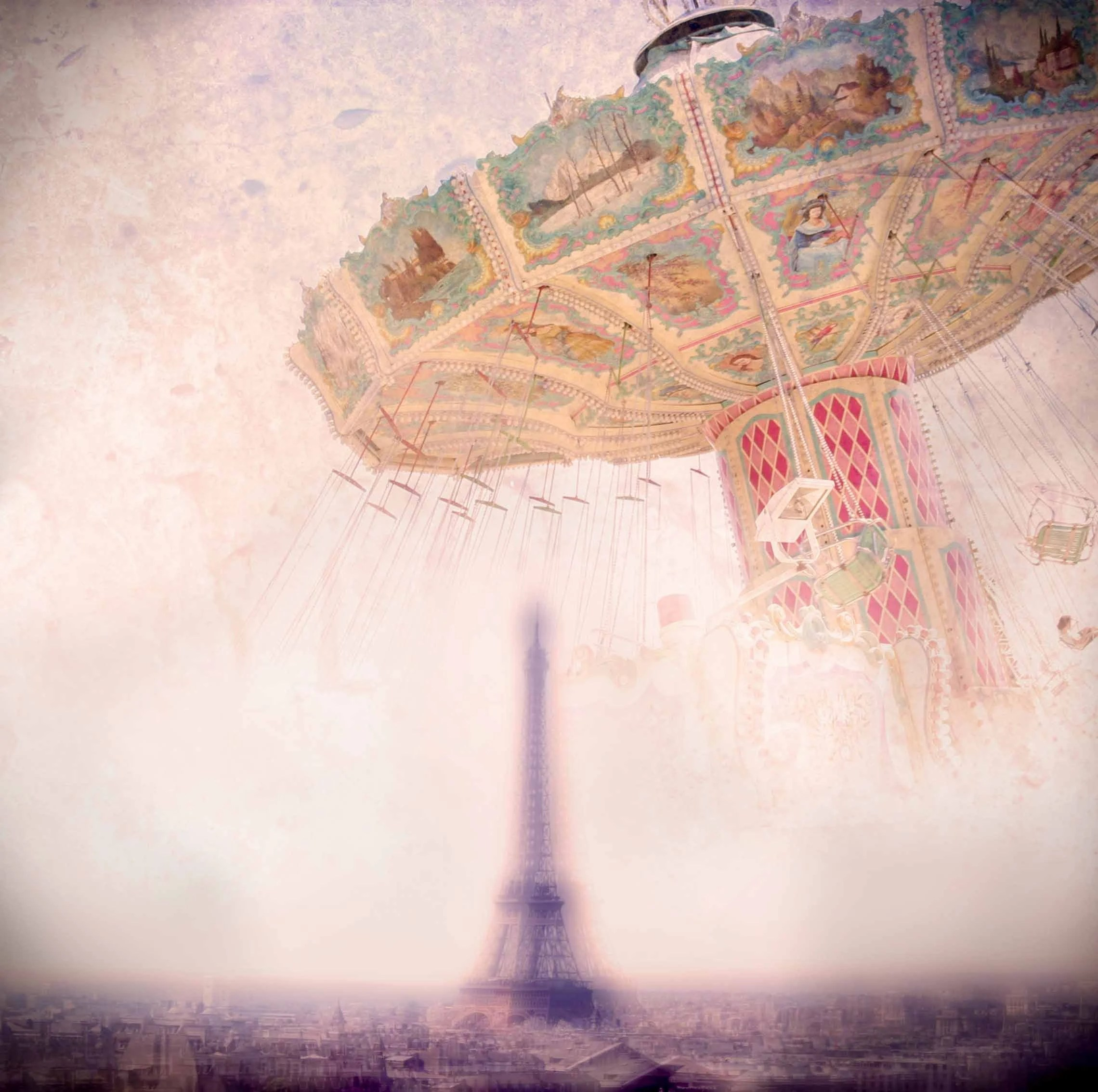 Paris - FINE ART PRINT