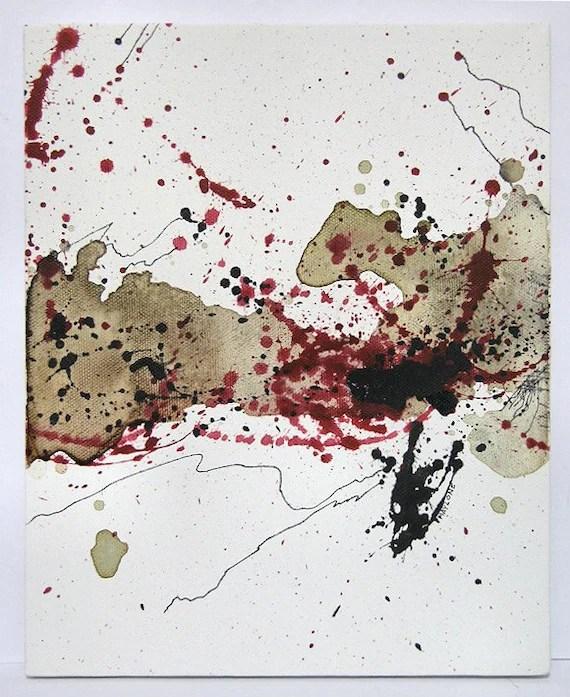 Zombie Outbreak IV - 8 x 10 - Original