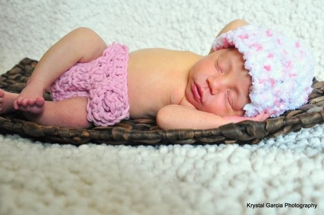 Whimsical Rose Diaper Cover in Muted Pink for Newborn to Toddler - Choose Your Color - Great Photo Prop