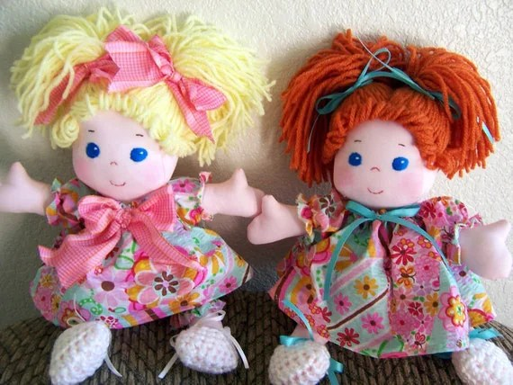 Sew Sweet Lisa Doll - 13 inches tall