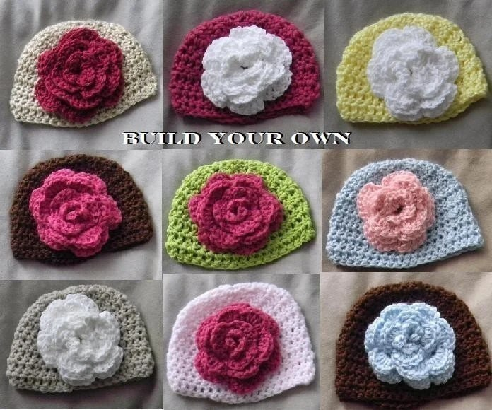 Build your own baby hat