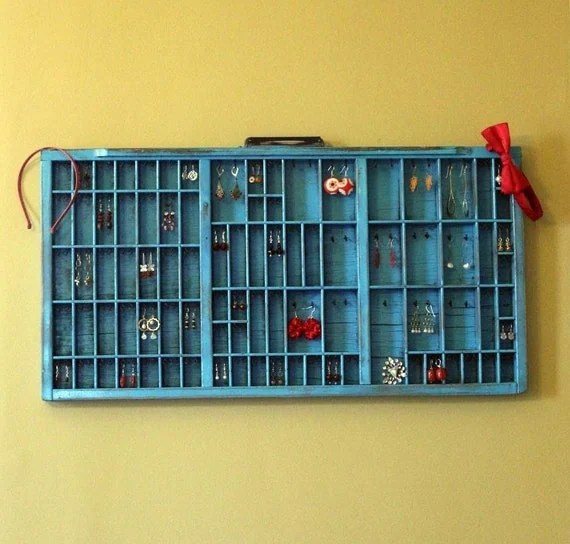 Jewelry organizer by Bluebirdheaven