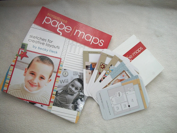 Pagemaps by Becky Fleck