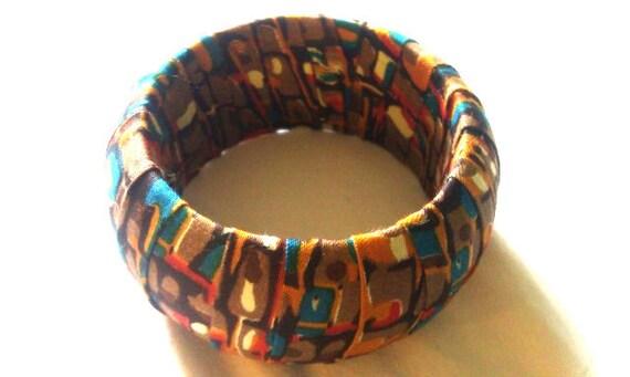 African Pride Tribe Bracelet