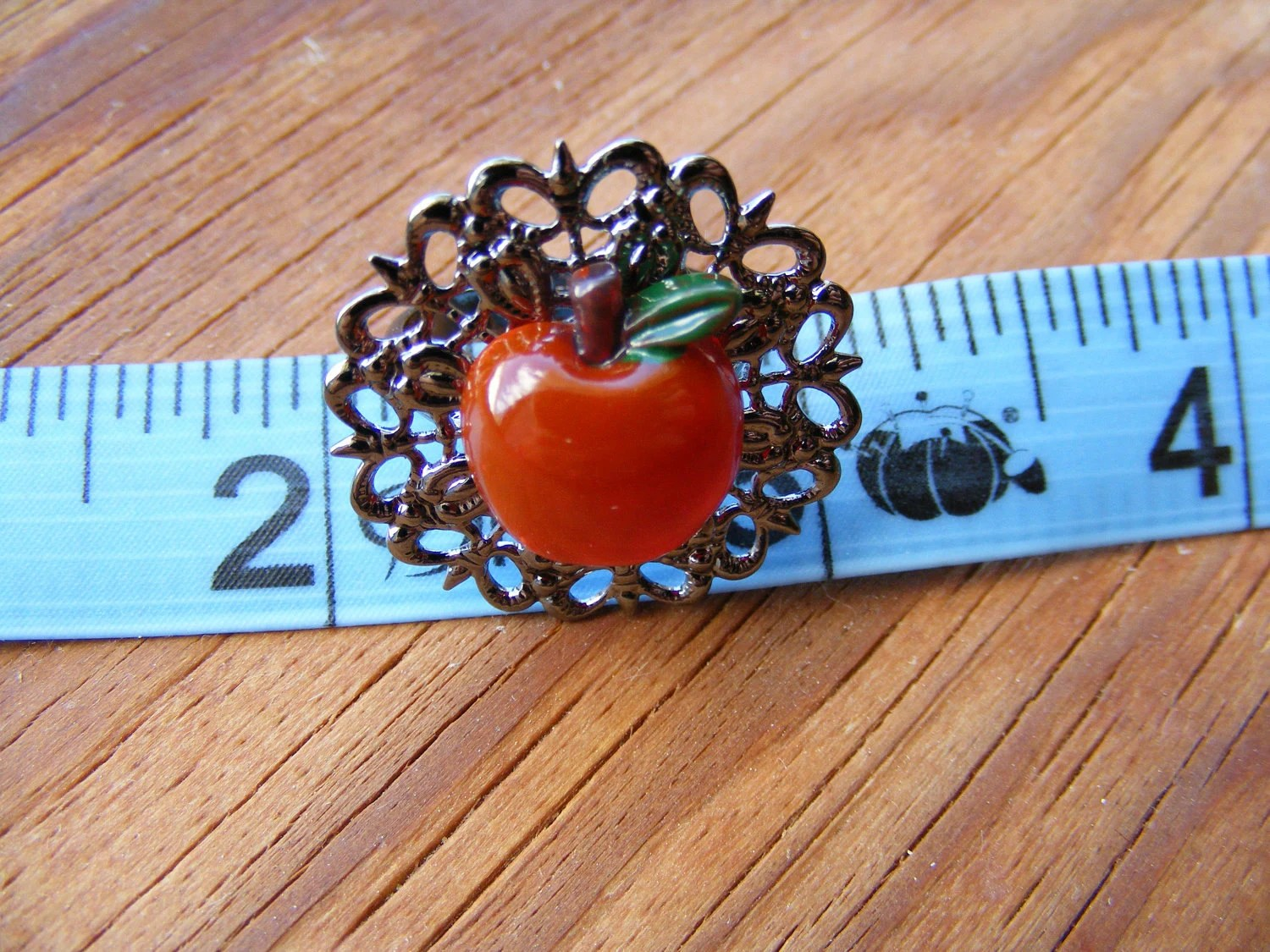 Red and Delicious Ring