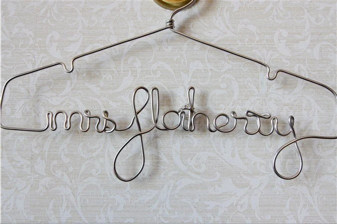 The Original Silver Lingerie, Wedding Dress Hanger