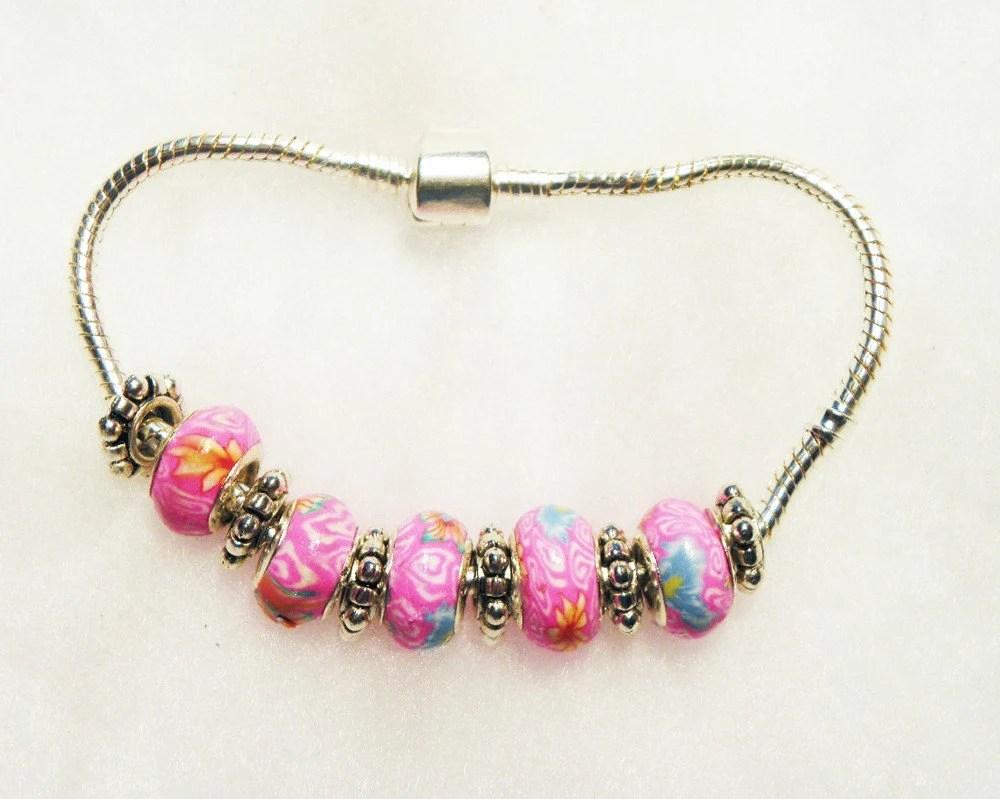 Pandora style bracelet PB269