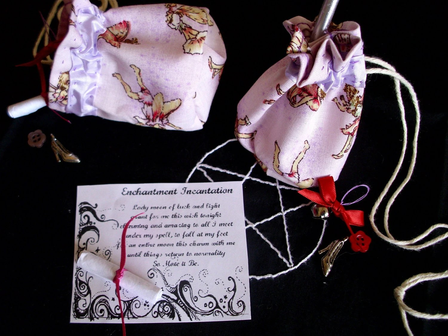 Enchantment Pouches