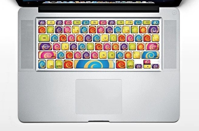 cheap kitchen curtains commercial grease filters 8 cool macbook keyboard decals from openandclose | 1 ...