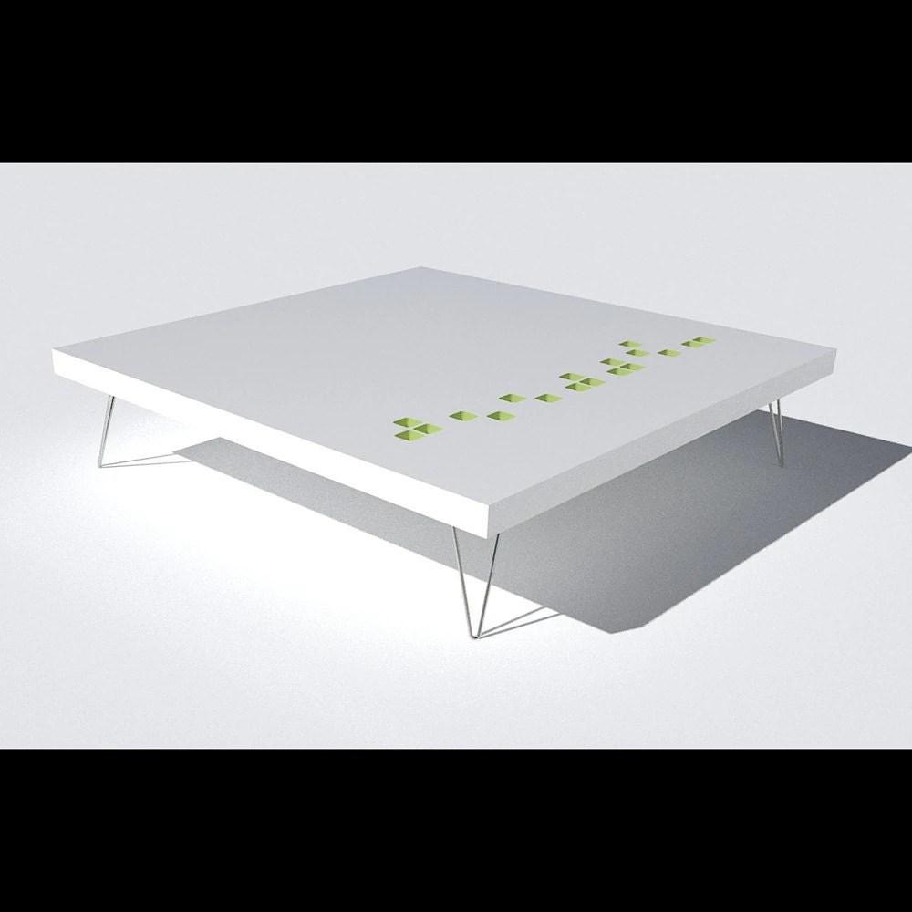 Framework Designs coffee table (photo courtesy of Framework Design)