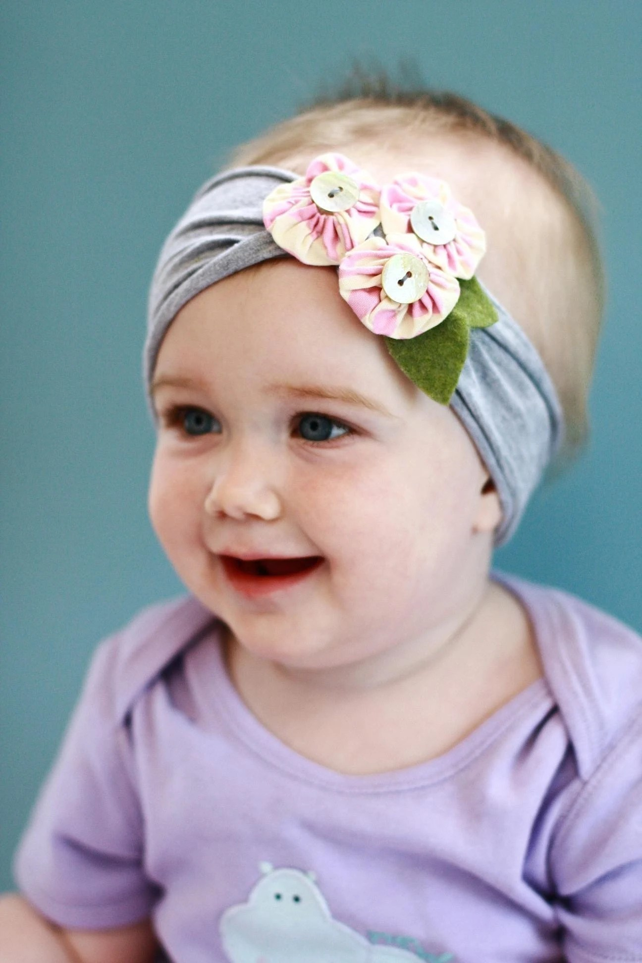 cute baby head gear