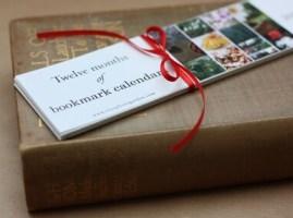 Bookmark Calendar 2010