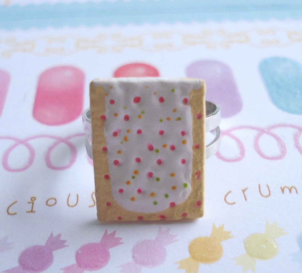 Pop-Tart Ring