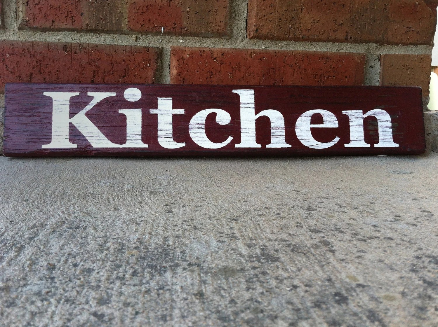 wooden signs for kitchen 60 inch island afreakatheart