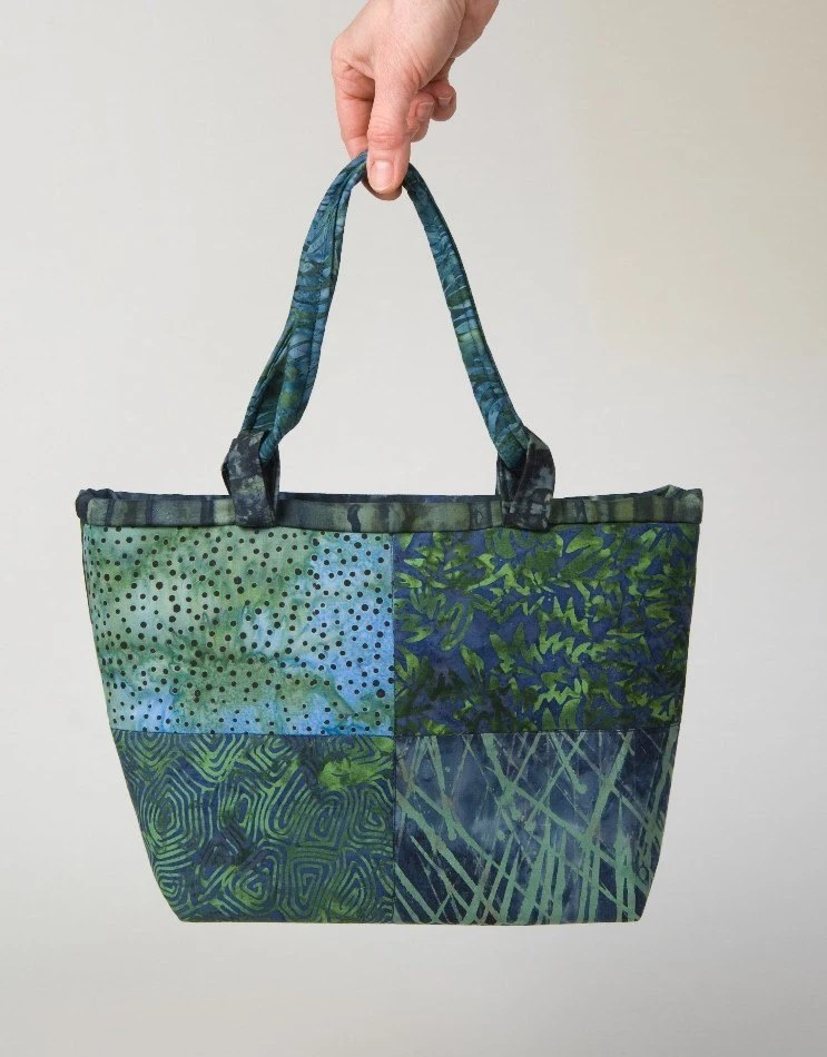 Spring rain handbag