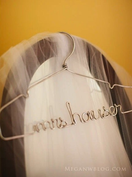 The Original Silver Lingerie, Wedding Dress Hanger