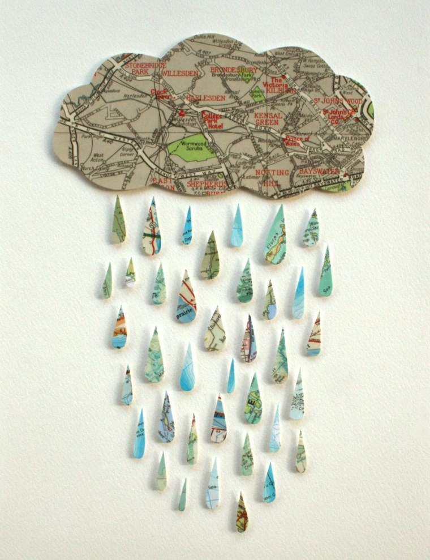 облако из карты