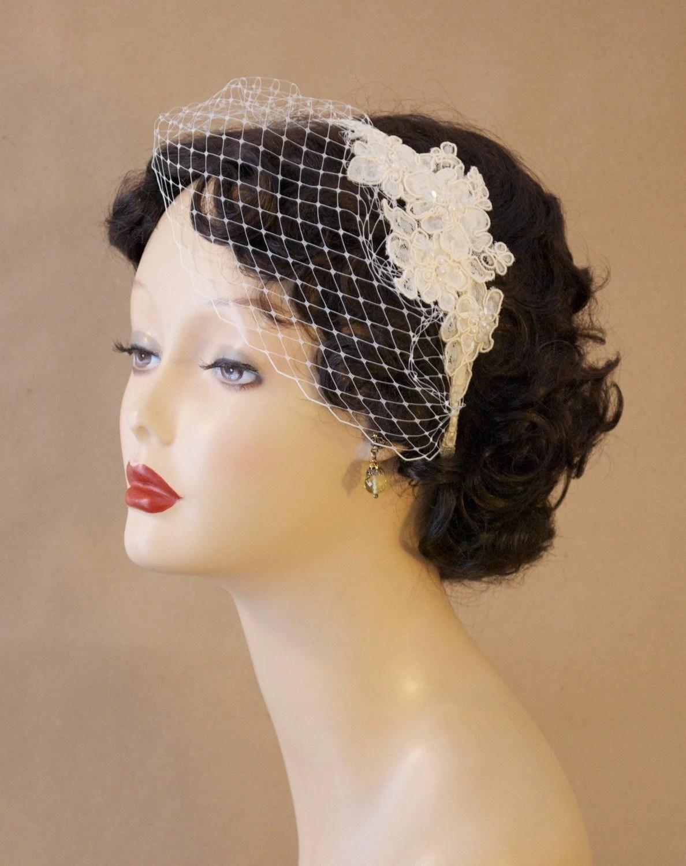 Marcia Lace Headband