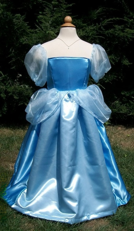 Childrens Cinderella Costume