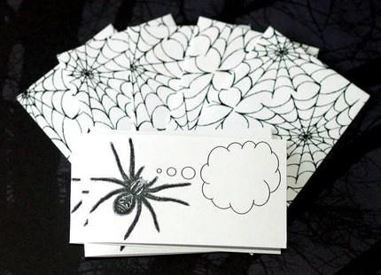 Time2cre8s tarantula minicards