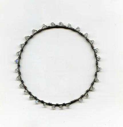 Moonstone Bracelet EBTW Bountiful Bracelets by Lucie39