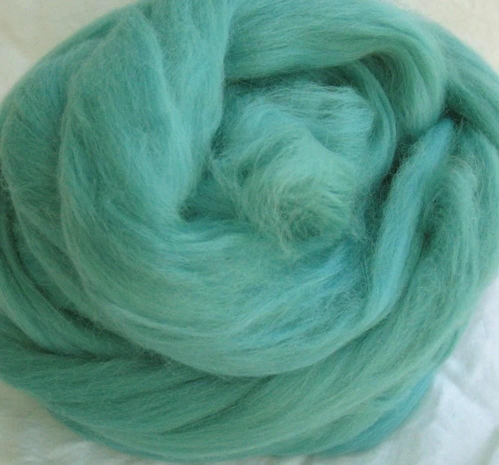Turquoise merino