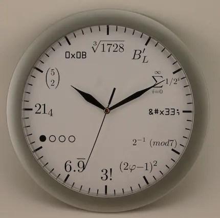 Reloj ultra-geek