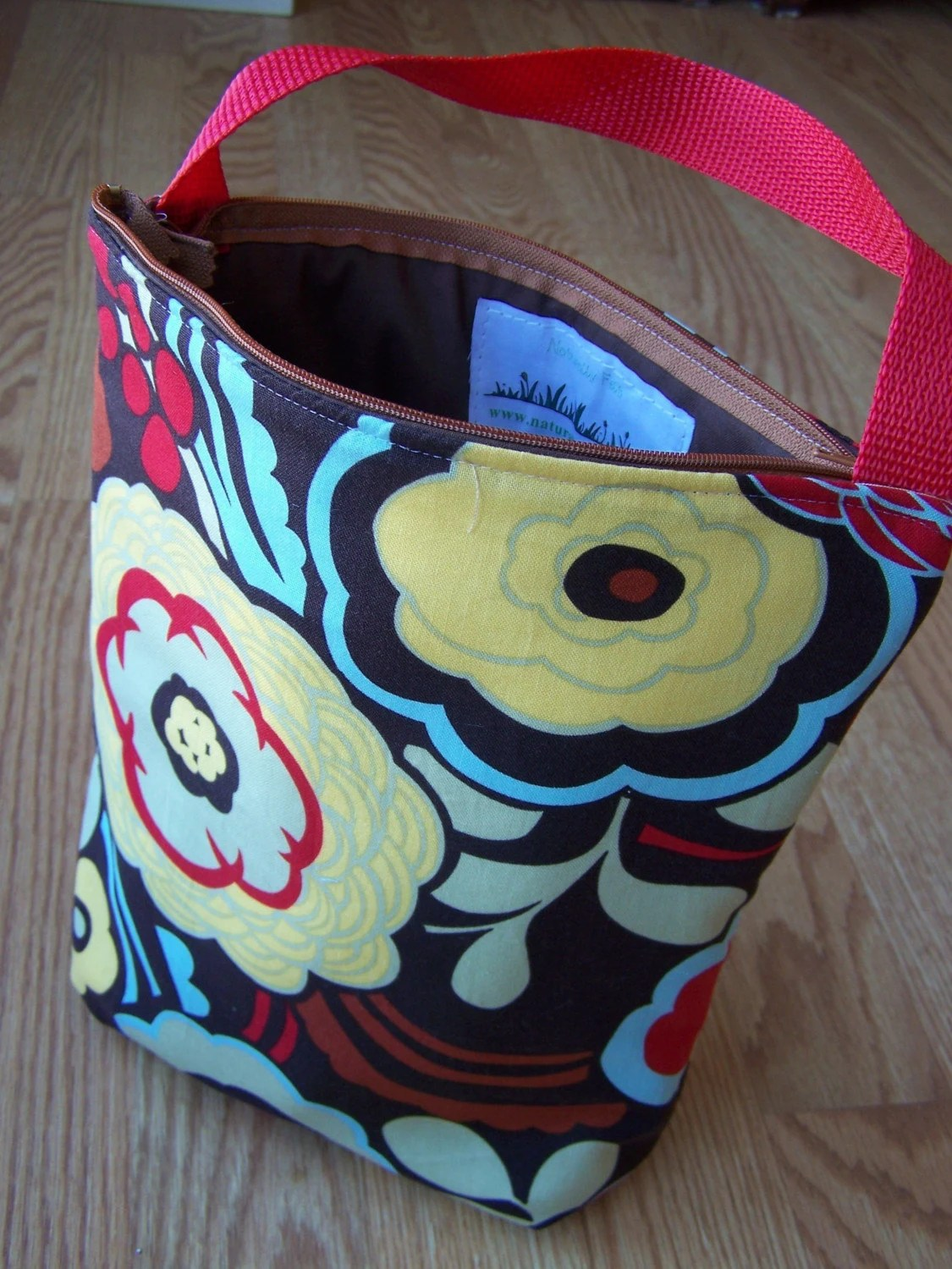 Fully Insulated Lunch Tote