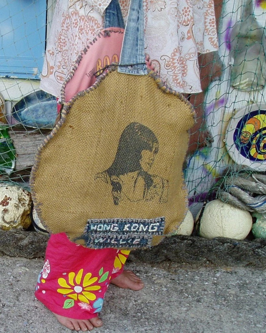 Hippy Hippie Hippi Bag