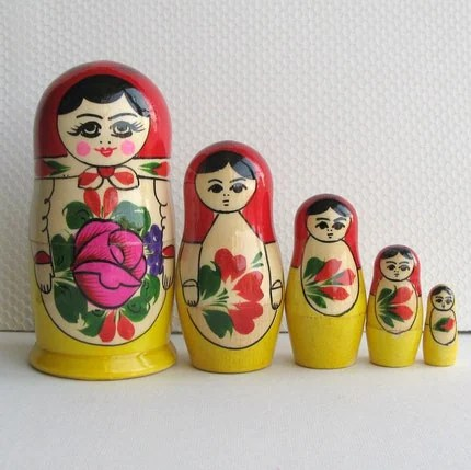the standard matryoshka has come a long way