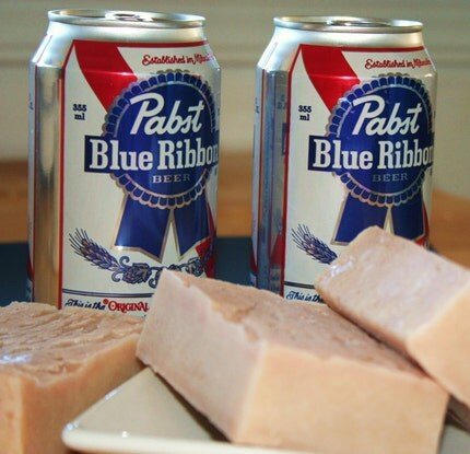 The Poor Boy Beer Soap Bar (Vegan Friendly) $5.25