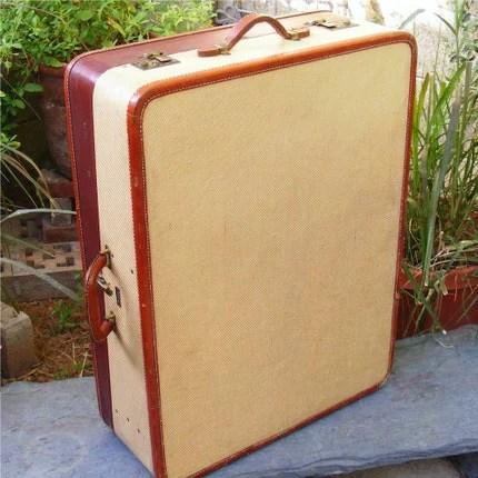 Vintage Luggage - Cavanaugh Wardrobe Trunk