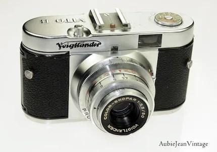 Retro - Voigtlander Vito B German 35mm Camera