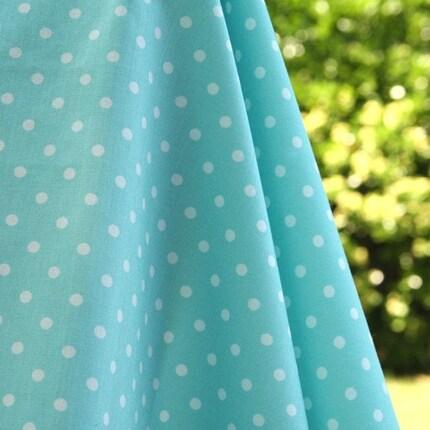 My Happy Garden, Michelle Engel Bencsko, Cloud9 Organic Fabric, Speckle Sky, 1 Fat Quarter