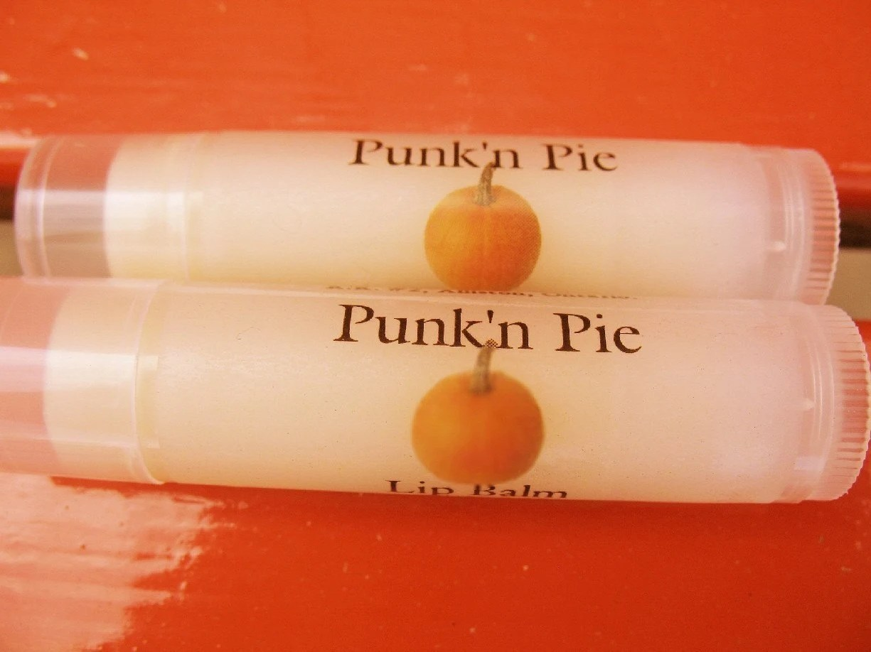 NEW - PUNK'N PIE - Lip Balm