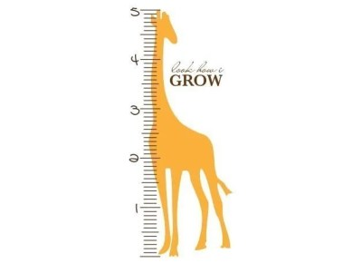 Giraffe Growth Chart