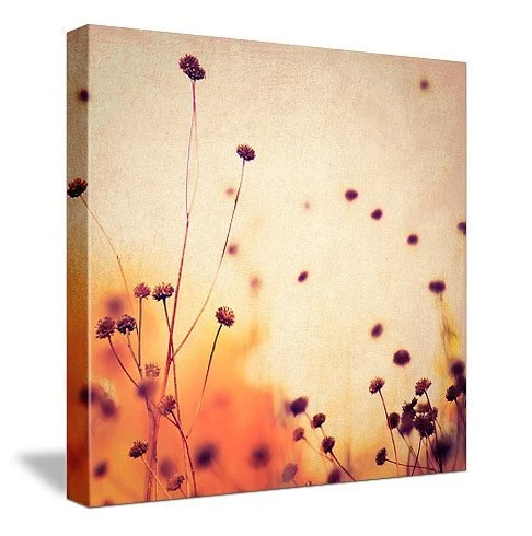 PERSONALIZED Canvas Gallery Wrap- 8x8 (Your Choice of Print)