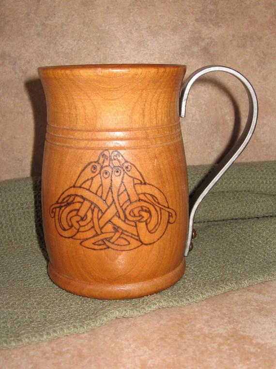 Tavern Mug with Serpent Knot C-TM-002X
