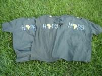 Give Hope Africa Adoption T-shirt (Unisex)