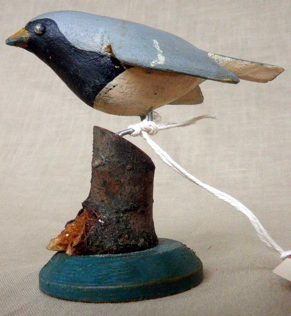 Black  Throated Blue Warbler (No. 76)