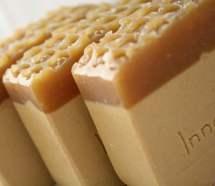 Soap Bar Honey Bee . &