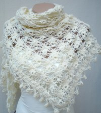 Crochet Pattern Shawl Thread | Free Patterns For Crochet