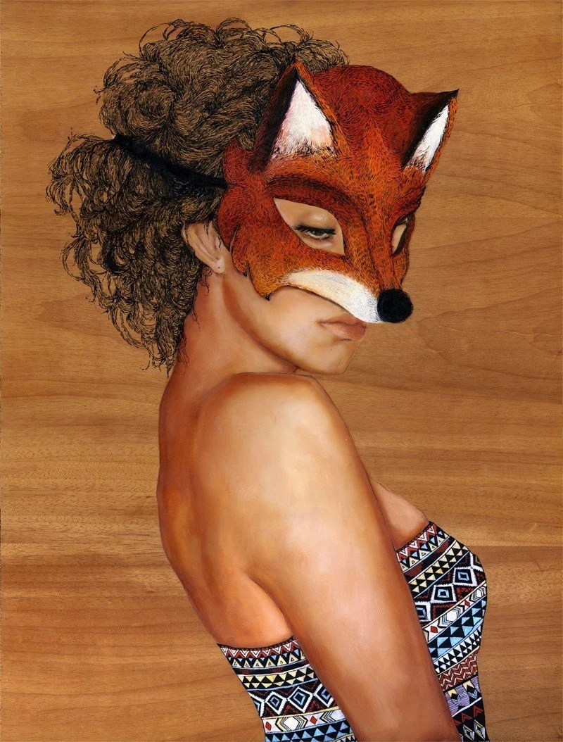 Fox Masque