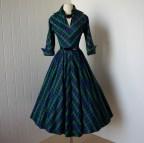 1950s Fashion Women Dresses