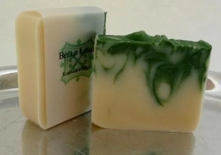 Rosemary Mint Soap from Bella Luna
