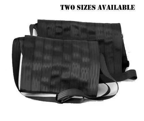 Picture of Seatbelt Messenger Bag