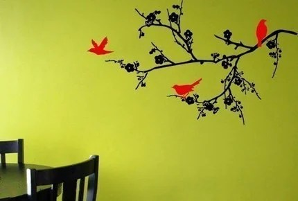 Birds on Branches