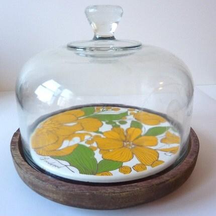 Vintage Retro Bell Jar