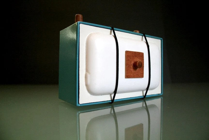 Handmade Pinhole Camera - iPhone box - 35mm