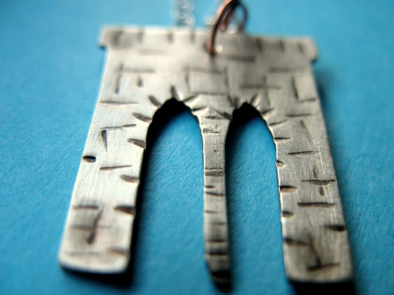 brooklyn bridge necklace etsy pendant